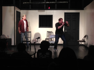 The Pack Theater - Miles Stroth and Nathan Edmondson